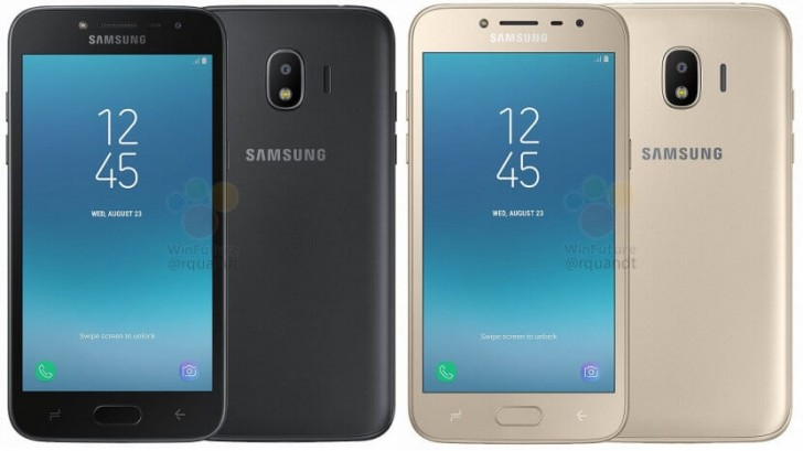 Samsung Galaxy 2018 renders