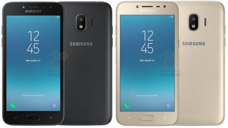 Samsung Galaxy 2018 renders
