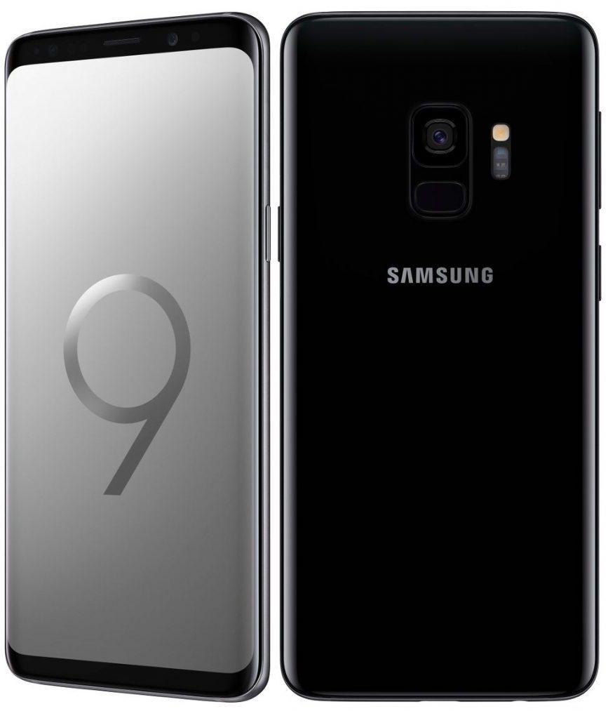 Samsung Galaxy S9 announced