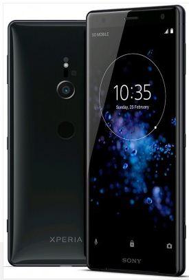Sony Xperia XZ2 image leaked