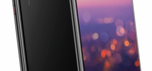 Huawei P20 render leaked