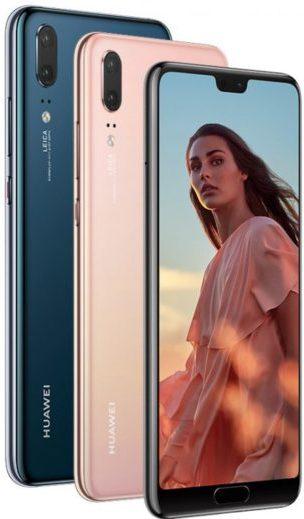 Huawei P20 announced