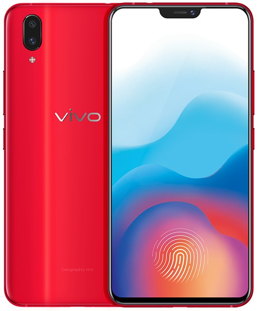 Vivo X21 announced