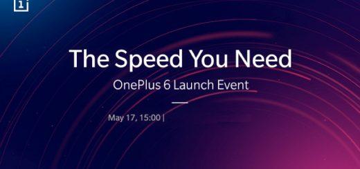 OnePlus 6 India launch invite