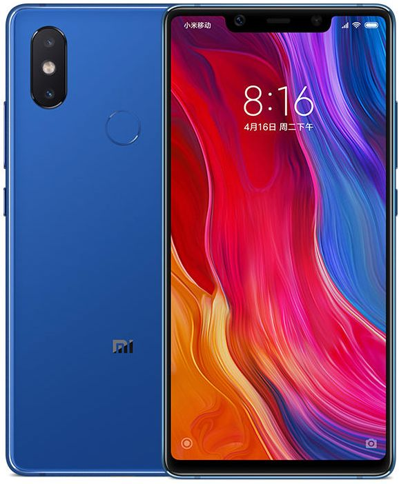 Xiaomi Mi 8 SE announced