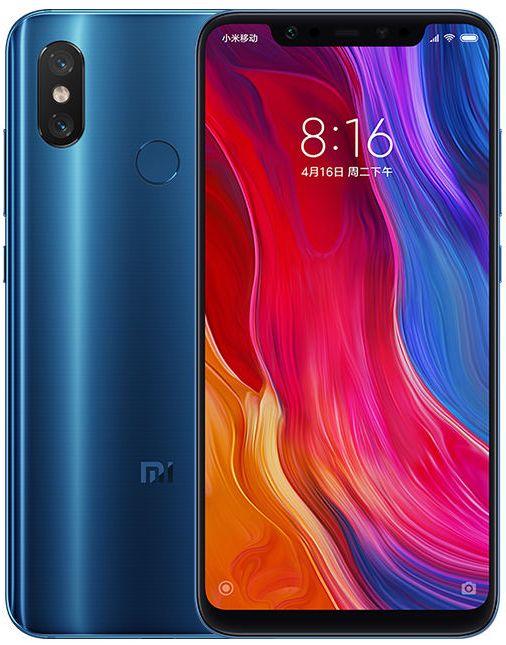 Xiaomi Mi 8 announced