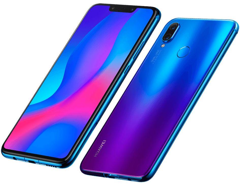 Huawei Nova 3i announced