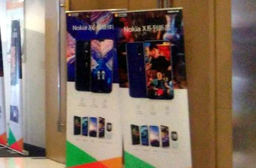 Nokia-X5-5.1-Plus poster leaked