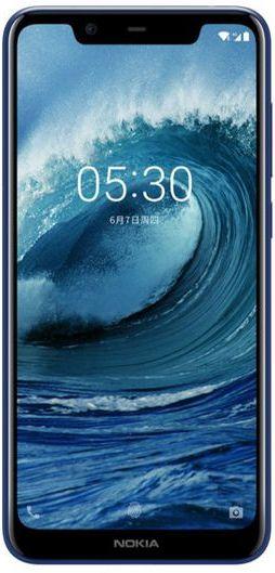 Nokia X5 press image reveals