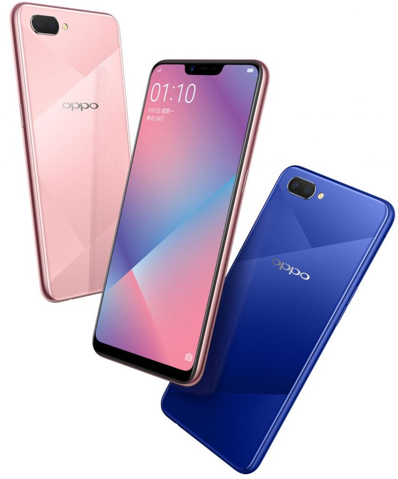 Oppo A5 launched