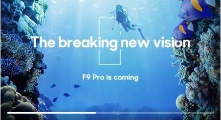 Oppo F9 Pro image leaks
