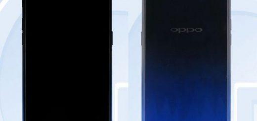 Oppo R17 image leaks at TENAA