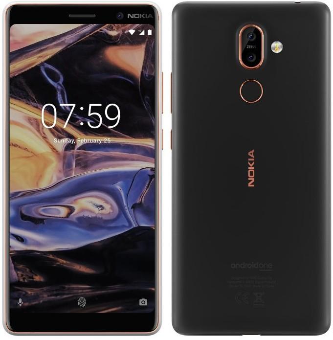 Nokia 7 Plus manual