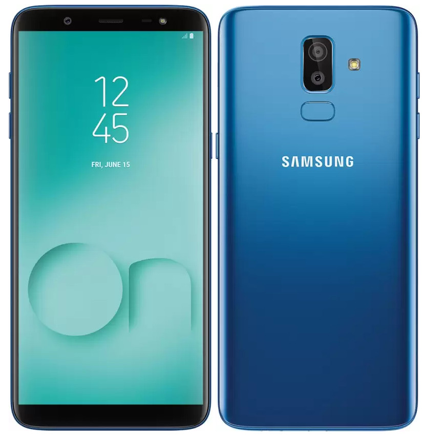 Samsung Galaxy On8 (2018) launched