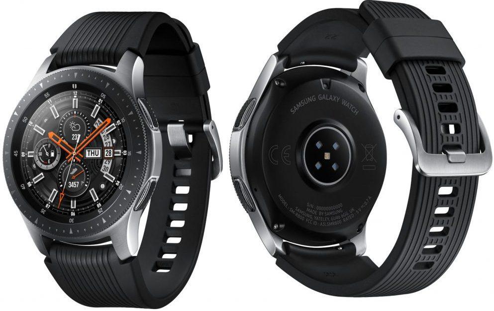 Samsung Galaxy Watch announced
