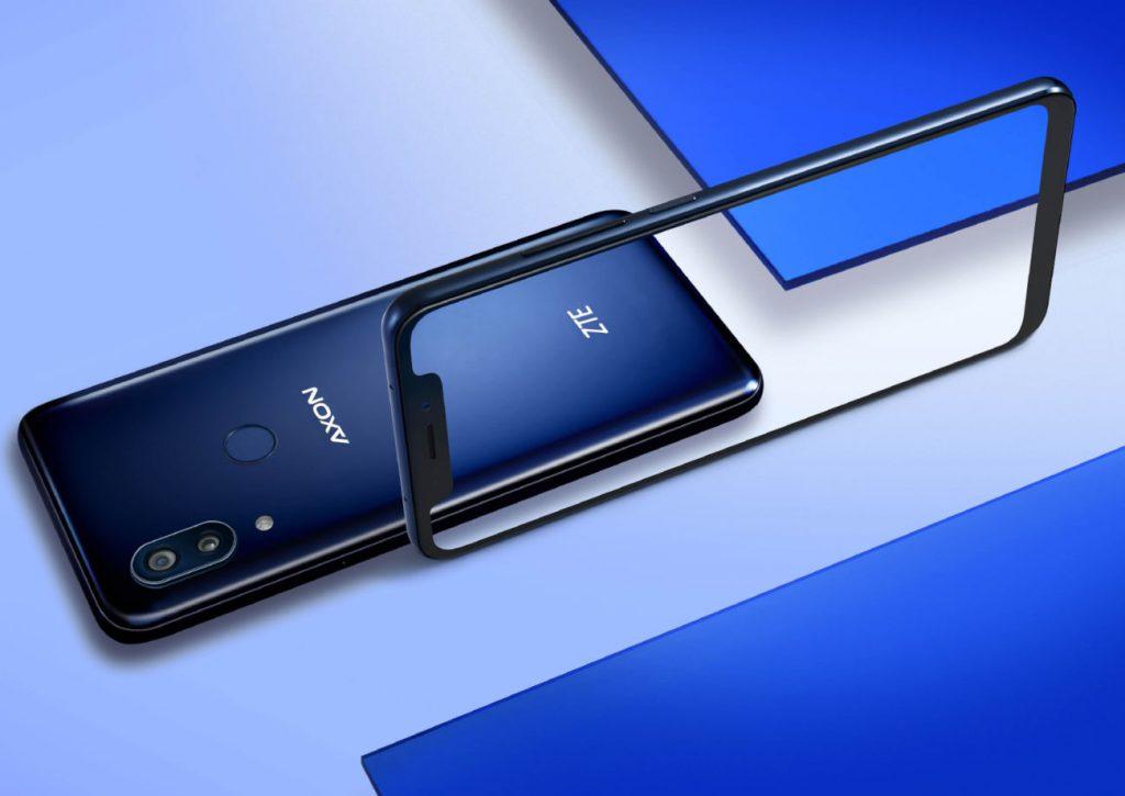 ZTE Axon 9 Pro announced