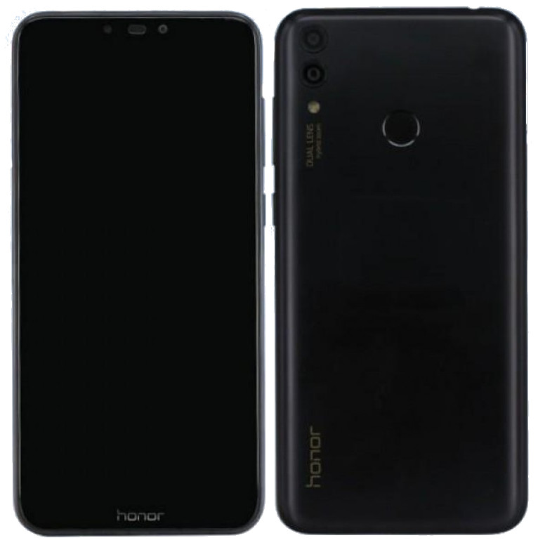 Huawei Honor 8C image at TENAA