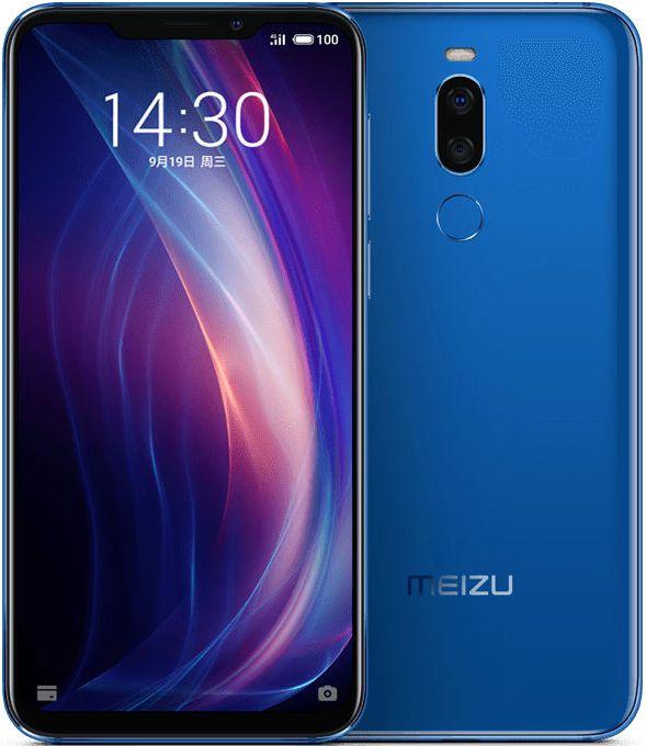 Meizu X8 announced