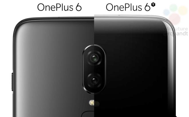 OnePlus 6T render leaks, coming soon