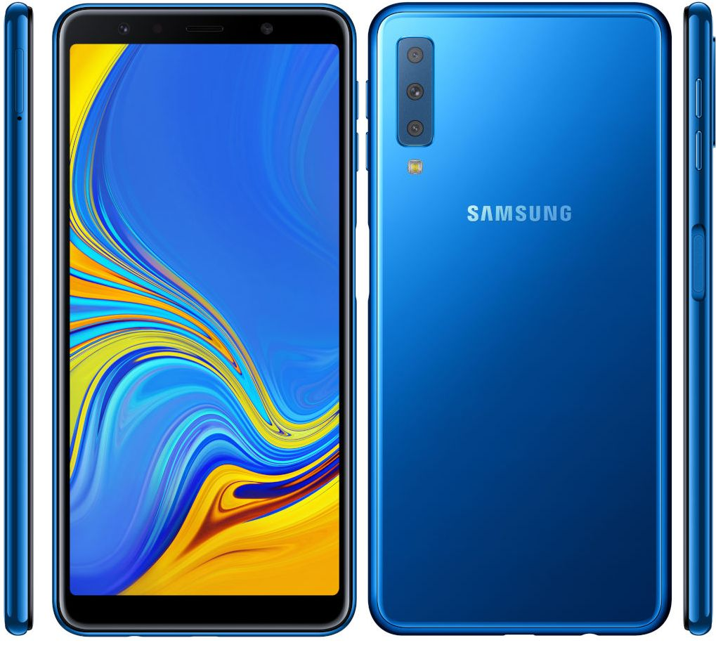 Samsung Galaxy A7 (2018) announced