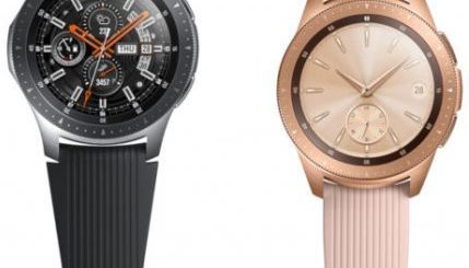 Samsung Galaxy Watch launched