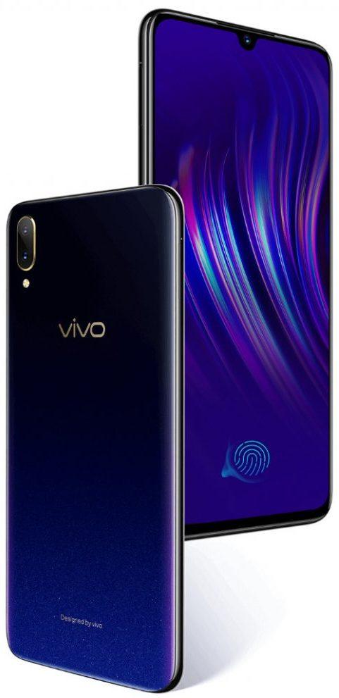 Vivo V11 Pro launched
