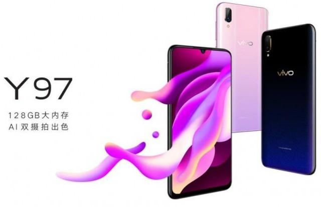 Vivo Y97 launched
