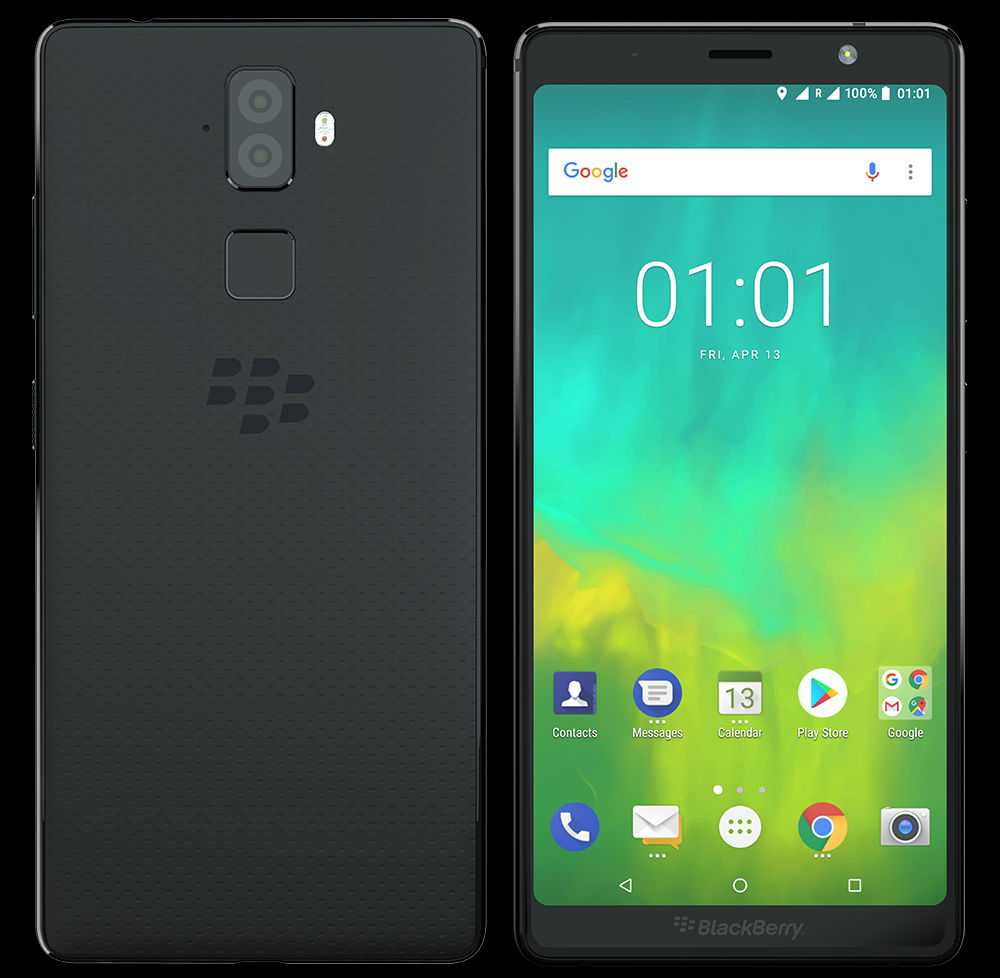 BlackBerry Evolve launched