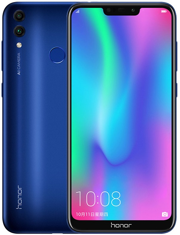 Huawei Honor 8C announced
