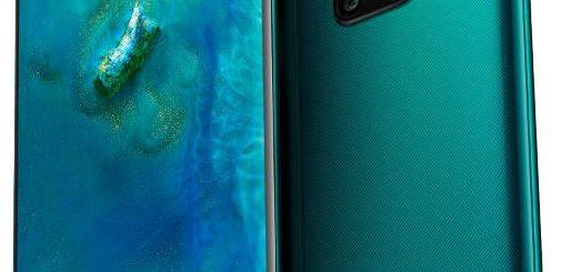 Huawei Mate 20 Pro anounced