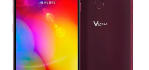 LG V40 ThinQ launched