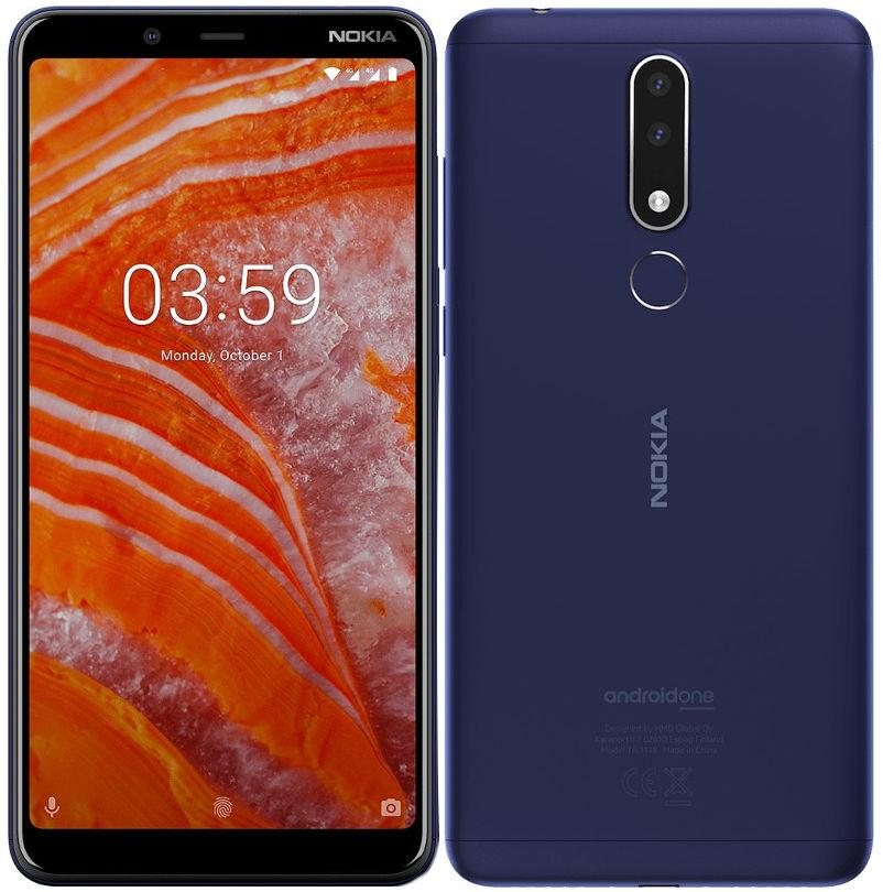 Nokia 3.1 Plus announced