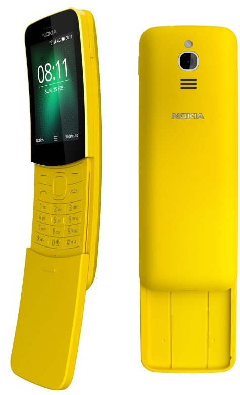 Nokia 8110 launched