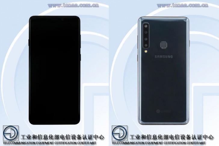 Samsung Galaxy A9(2018) spotted at TENAA