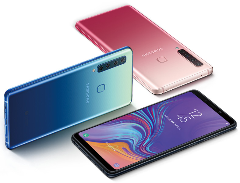 Samsung Galaxy A9s announced