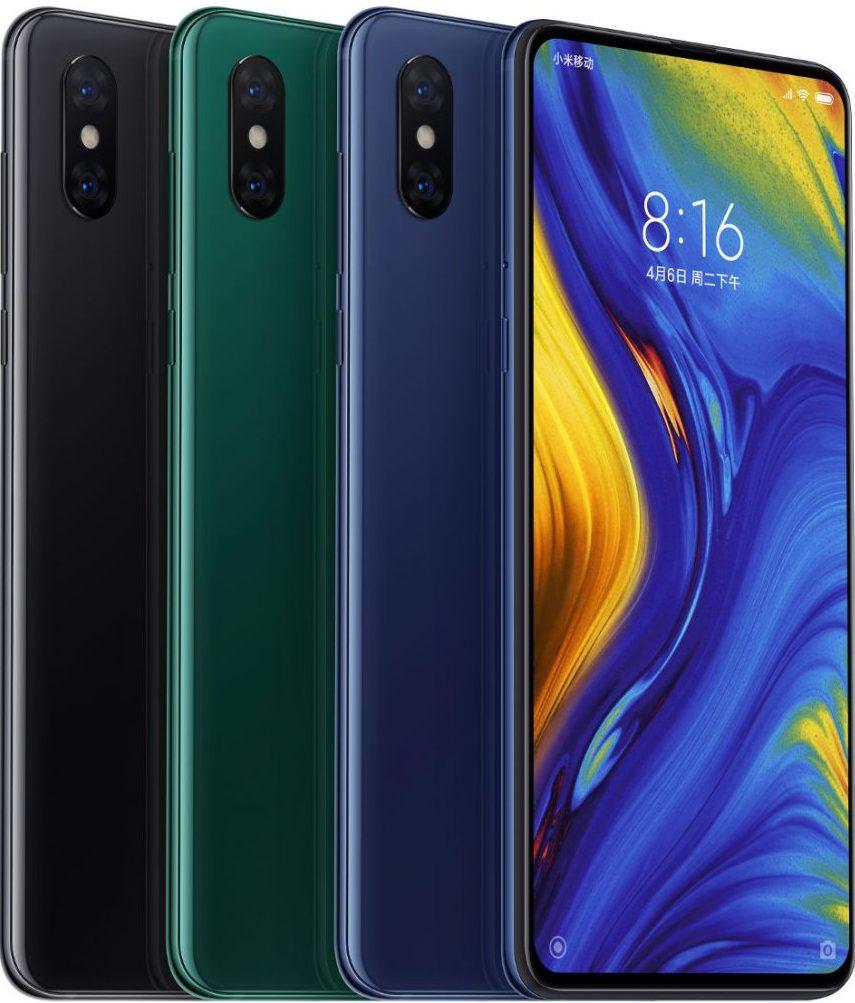 Xiaomi Mi Mix 3 announced