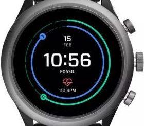 Fossil Sport Smartwatch announced