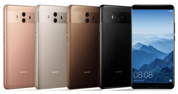 Huawei Mate 10 announced