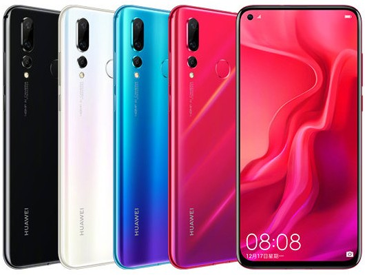 Huawei Nova 4 announced