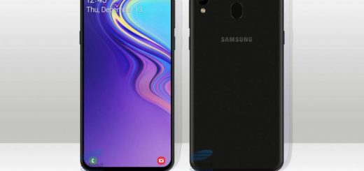 Samsung Galaxy M20 render leaks