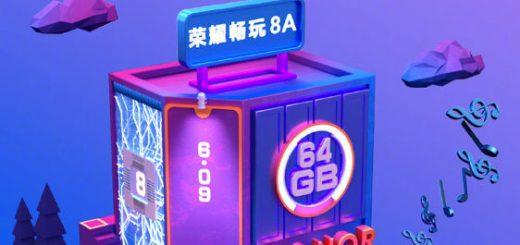 Huawei Honor 8A invite sent