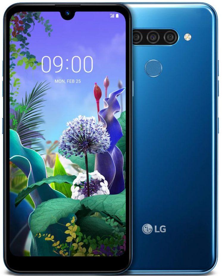 LG Q60 announced