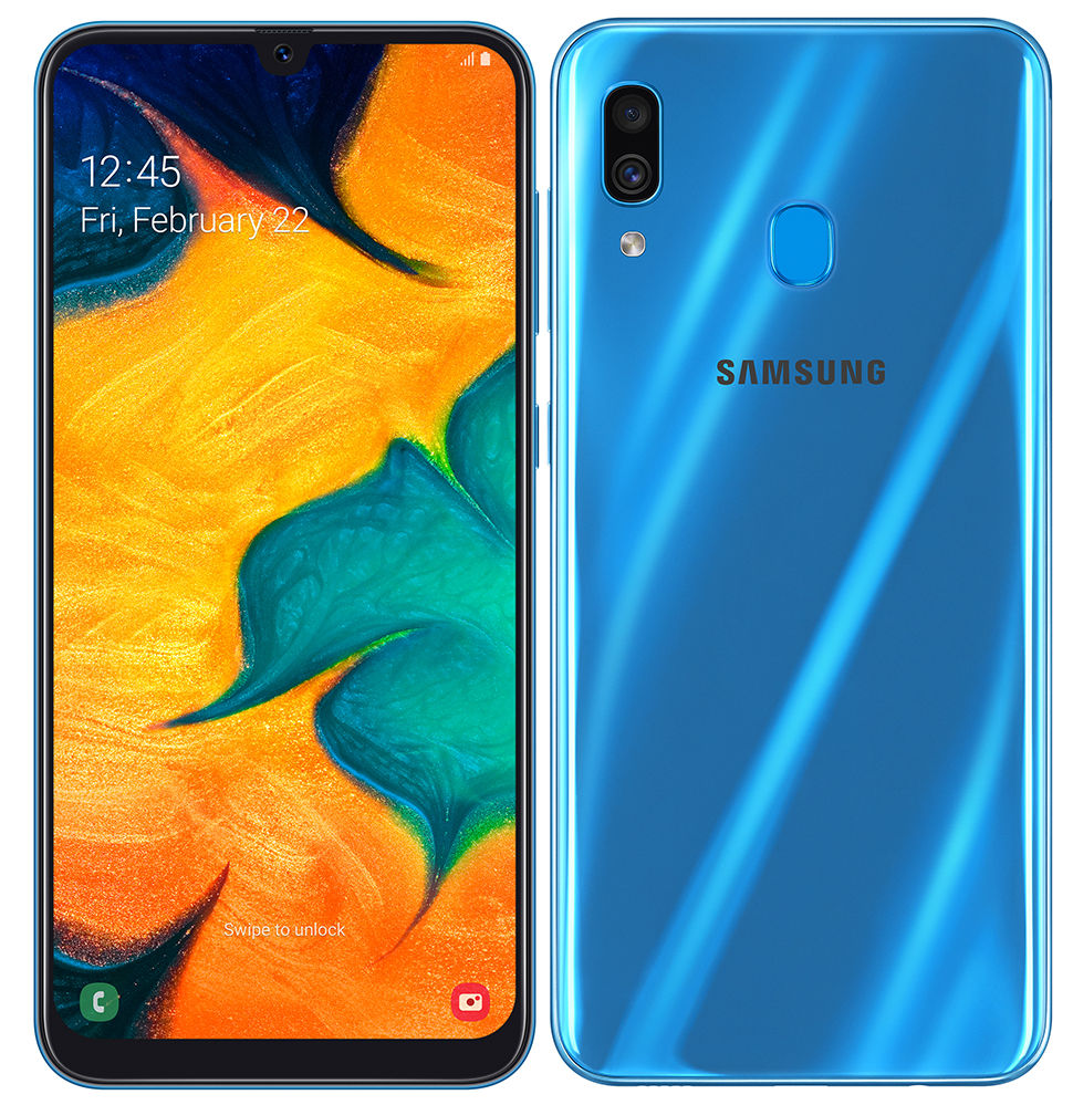Samsung Galaxy A30 announced