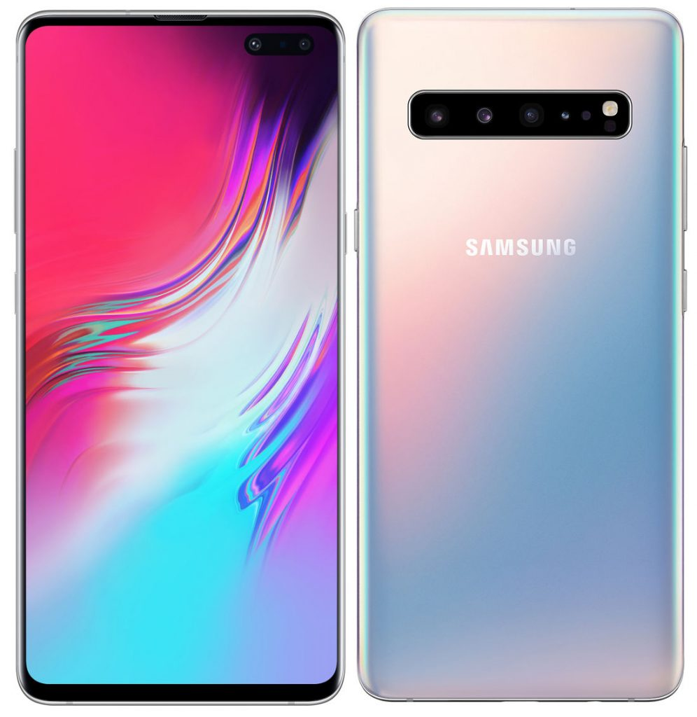 Samsung Galaxy S10 5G announced