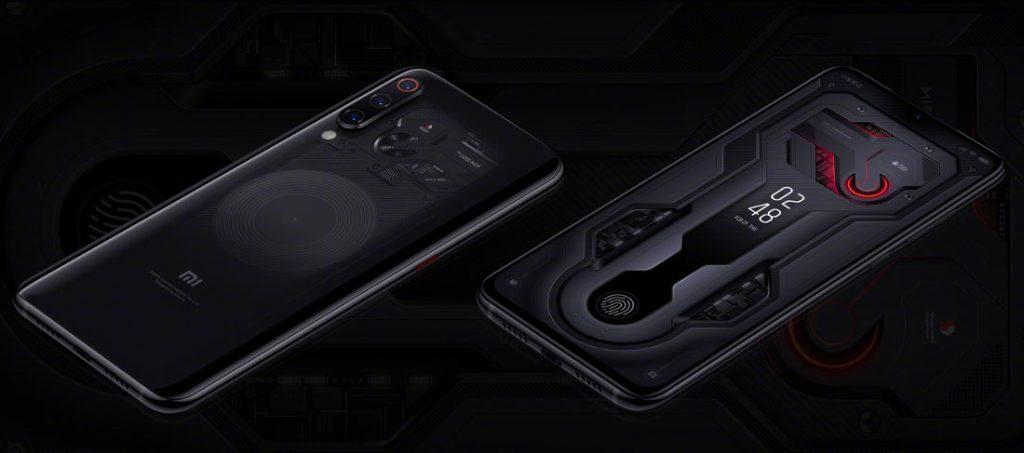 Xiaomi Mi 9 Transparent Edition announced
