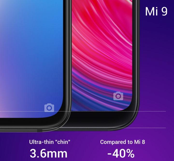 Xiaomi Mi 9 image leaks