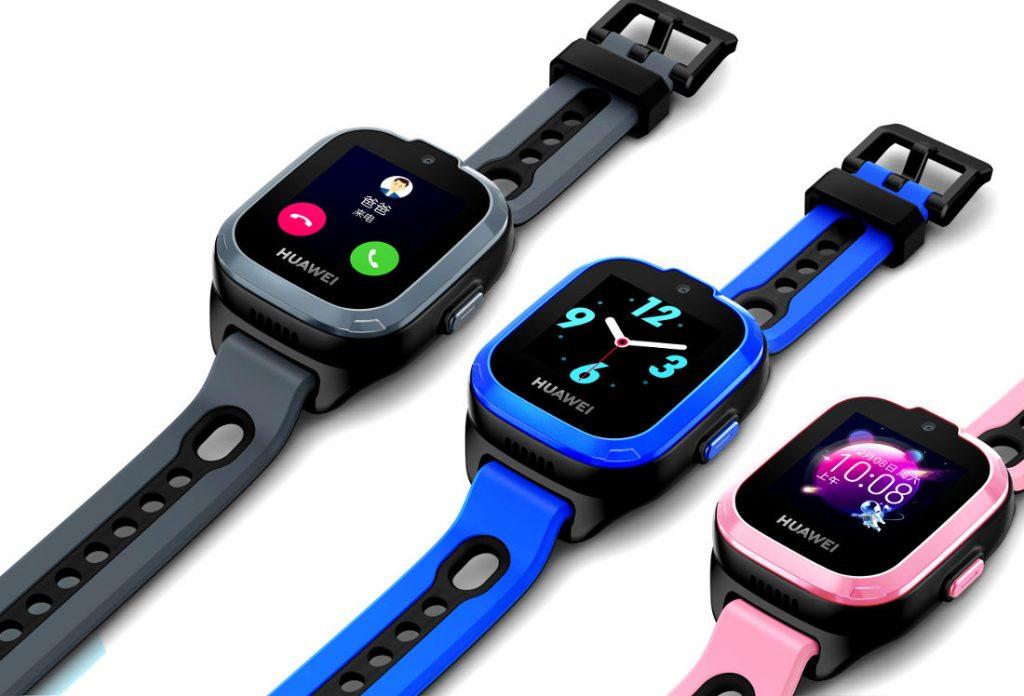 Huawei Kids Watch 3 Pro announced