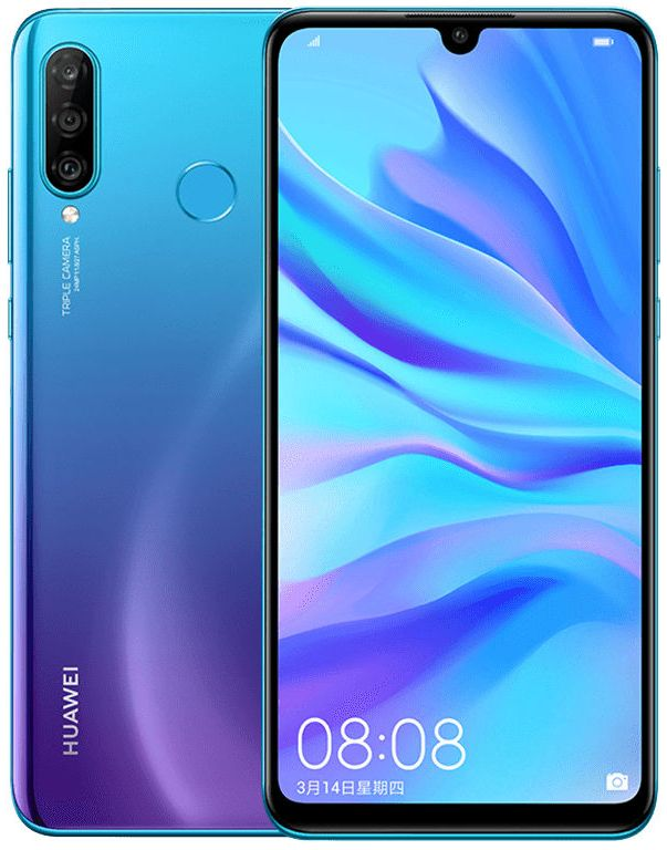 Huawei Nova 4e announced