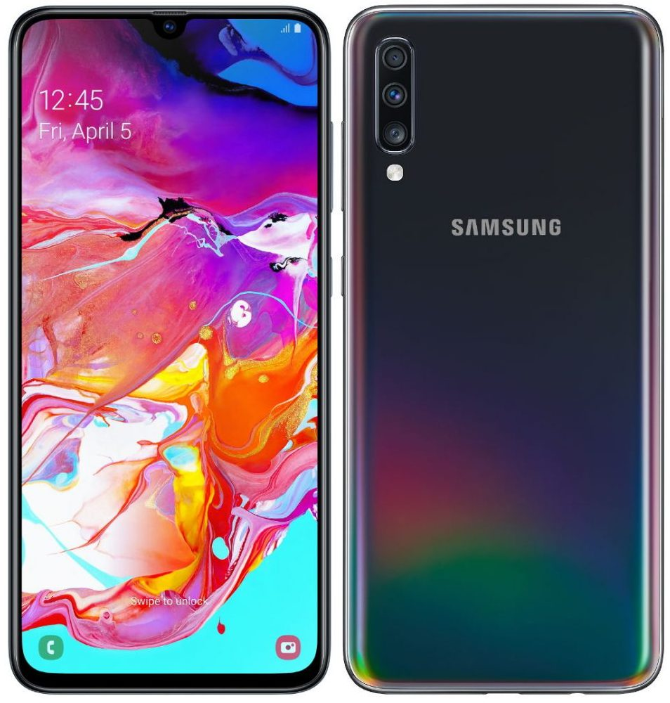 Samsung Galaxy A70 announced