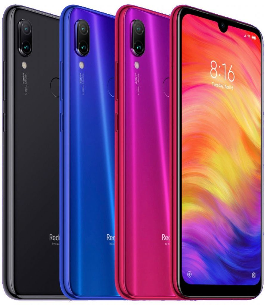 Xiaomi Redmi Note 7 Pro launched
